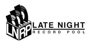 Late Night Record Pool Logo